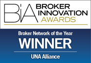 BIA 2020 Winner - Broker Network of the Year